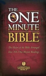 The HCSB One-Minute Bible