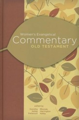 Women's Evangelical Commentary: Old Testament - Slightly Imperfect
