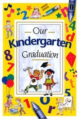 Kindergarten Program Covers Set 2 (Pack of 25)