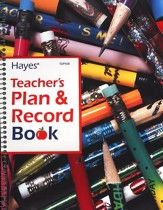 Teacher's Plan & Record Book