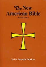 The New American Bible, St. Joseph Student Edition,  Full Size Trade paper - Slightly Imperfect