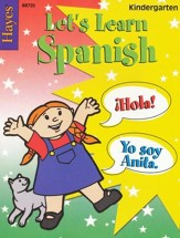 Let's Learn Spanish, Kindergarten