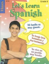 Let's Learn Spanish, Grade 8