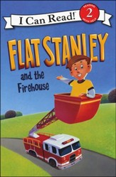 Flat Stanley and the Firehouse