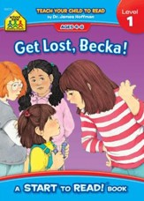 Start to Read: Get Lost Becka! Level 1