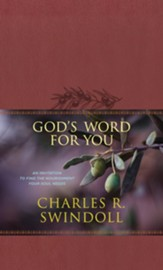 God's Word for You: An Invitation to Find the Nourishment Your Soul Needs