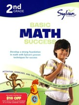 Basic Math Success Workbook: Second Grade