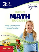 Basic Math Success Workbook: Third Grade