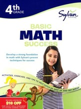 Basic Math Success Workbook: Fourth Grade