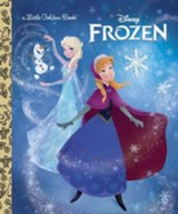 Frozen - Little Golden Book