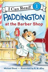 Paddington at the Barber Shop