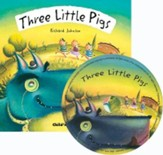 Three Little Pigs, CD Included