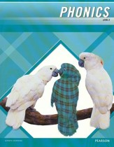 Plaid Phonics Level E Word Study Student 2012 Edition