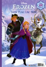 Frozen - Giant Coloring Book