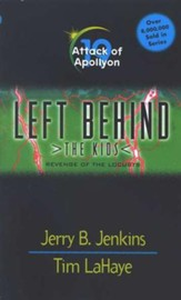 Attack of Apollyon, Left Behind: The Kids #19