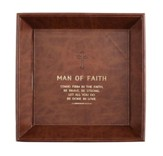 Man of Faith, Stand Firm in the Faith, Valet Tray