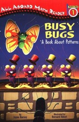 Busy Bugs All Aboard Reading Station Stop 1