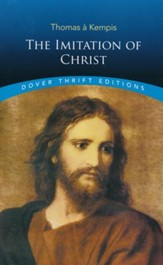 The Imitation of Christ Dover Thrift Edition