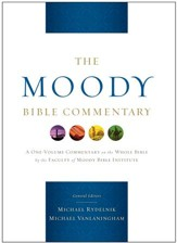 The Moody Bible Commentary / New edition - eBook