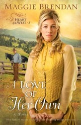 Love of Her Own, A: A Novel - eBook