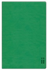 NIV Skinii Bible, Italian Duo-Tone, Green