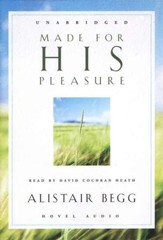 Made for His Pleasure - audiobook on CD