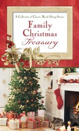 Family Christmas Treasury: A Collection of Classic, Read-Aloud Stories - eBook