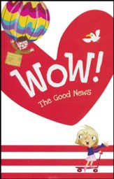 Wow! The Good News Tracts, Pack of 20