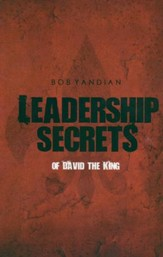 Leadership Secrets from David the King - eBook