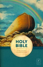 NLT Economy Children's Bible, Softcover