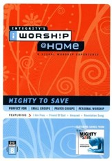 iWorship @ Home: Mighty to Save DVD