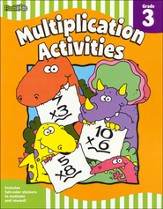 Multiplication Activities: Grade 3
