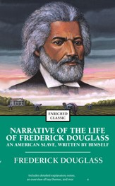 Narrative of the Life of Frederick Douglass: An American Slave, Written by Himself - eBook