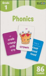 Phonics, Flash Cards