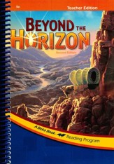 Abeka Beyond the Horizon Teacher  Edition
