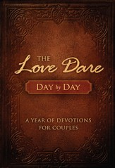 The Love Dare Day by Day: A Year of Devotions for Couples / Revised - eBook