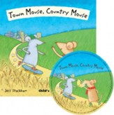 Town Mouse, Country Mouse, CD Included