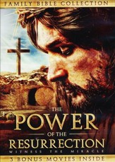 The Power of the Resurrection with 3 Bonus Movies