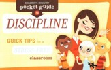 Children's Ministry Pocket Guide to Discipline: Quick Tips for a Stress-Free Classroom 10/pack