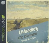 Orthodoxy - audiobook on CD