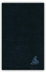 Hockey ministries: NIV Thinline Bible, Bonded Leather  Black- corner logo edition