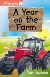 DK Readers L1: A Year on the Farm