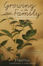 Growing In The Family, Softcover