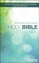 NIV Holy Bible, Compact Edition