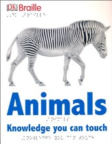 DK Braille Books: Animals