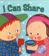I Can Share, a Lift-the-Flap Book