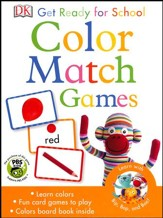 Get Ready For School: Color Match  Games