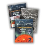 Exploring Creation with Physical  Science Advantage Set (2nd Edition)