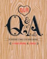 Our Q and A a Day: 3-Year Journal for 2 People