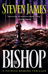 Bishop, The: A Patrick Bowers Thriller - eBook